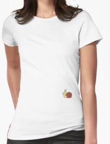 A Subtle Guest Womens Fitted T-Shirt