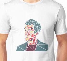 geometric peter capaldi Unisex T-Shirt