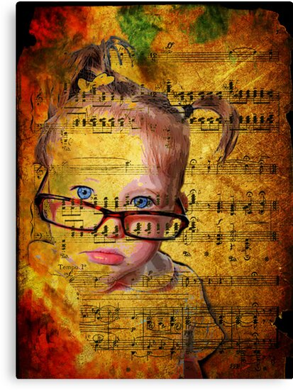 ARTIST IN TRAINING by Tammera