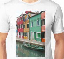 Burano, Italia Unisex T-Shirt