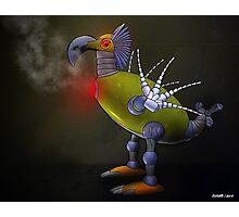 Mechanical Bird Photographic Print