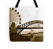 Old Sydney Town Tote Bag