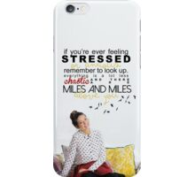 Zoella Quote iPhone Case/Skin