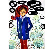 Raincoat Photographic Print