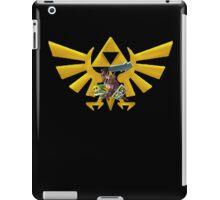 Zelda's attack! iPad Case/Skin