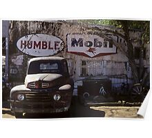 Humble on 66 Poster
