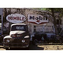 Humble on 66 Photographic Print