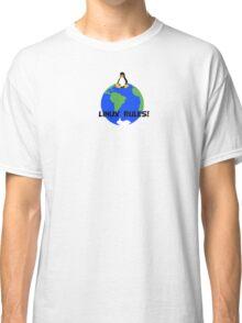 Linux Rules! Classic T-Shirt
