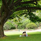 Love under the Tree by Jason Dymock Photography