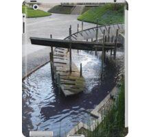 Water Art iPad Case/Skin