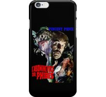 Abominable Dr. Phibes - Vincent Price 1971 iPhone Case/Skin