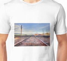 Old set of tracks  T-Shirt