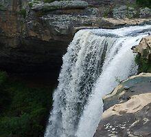 Noccalula Falls by Photos  D'Argent