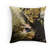 Fairy Tails Throw Pillow