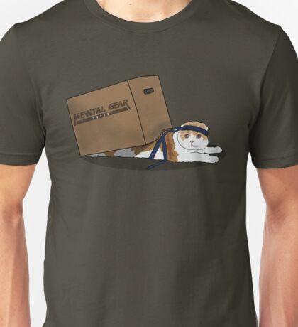 Mewtal Gear Solid Unisex T-Shirt