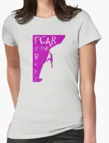 Fear is for boys T-Shirt
