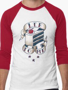 """Lie To Me"" Men's Baseball ¾ T-Shirt"