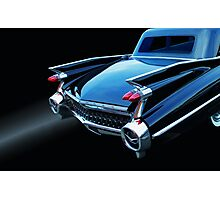 1959 Cadillac Fleetwood Series 75 Photographic Print