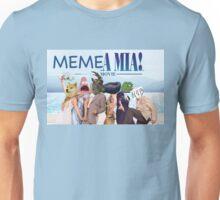 memea mia (here we meme again) Unisex T-Shirt