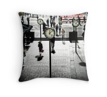 Are There Enough Hours in the Day? Throw Pillow