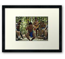 """""""FIREFLY DANCE"""" Framed Print"""