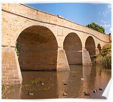 Richmond Bridge Tasmania Poster