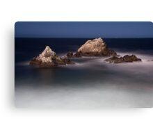 Night at Seal Rock Canvas Print