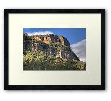Newnes - HDR Framed Print