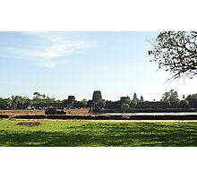 Cambodia. Angkor Wat , Siem Reap 1 Photographic Print