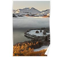 Inversion over Ullswater Poster