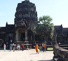 Cambodia. Angkor Wat , Siem Reap 2 by Feesbay