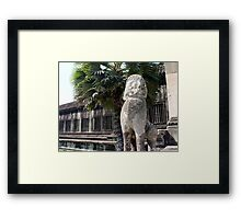 Cambodia. Angkor Wat , Siem Reap 4 Framed Print