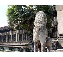 Cambodia. Angkor Wat , Siem Reap 4 Photographic Print