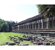 Cambodia. Angkor Wat , Siem Reap 5 Photographic Print