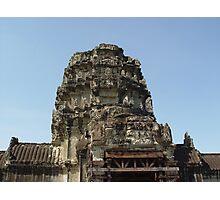 Cambodia. Angkor Wat , Siem Reap 7 Photographic Print