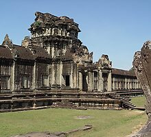 Cambodia. Angkor Wat , Siem Reap 8 by Feesbay