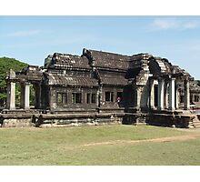 Cambodia. Angkor Wat , Siem Reap 10 Photographic Print