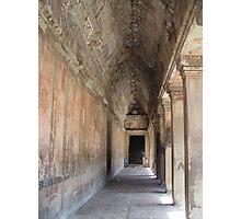 Cambodia. Angkor Wat , Siem Reap 11 Photographic Print