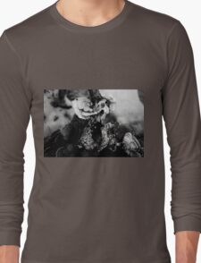 Fungus on Dead Tree Long Sleeve T-Shirt
