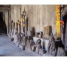 Cambodia. Angkor Wat , Siem Reap 13 Photographic Print
