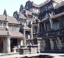 Cambodia. Angkor Wat , Siem Reap 14 by Feesbay