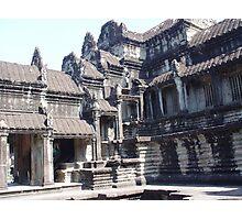 Cambodia. Angkor Wat , Siem Reap 14 Photographic Print