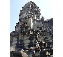 Cambodia. Angkor Wat , Siem Reap 17 Photographic Print