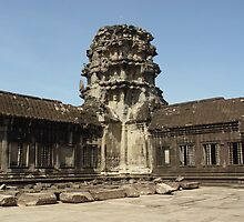 Cambodia. Angkor Wat , Siem Reap 18 by Feesbay