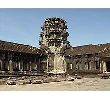 Cambodia. Angkor Wat , Siem Reap 18 Photographic Print