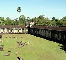 Cambodia. Angkor Wat , Siem Reap 21 by Feesbay