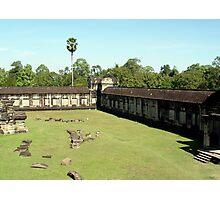 Cambodia. Angkor Wat , Siem Reap 21 Photographic Print
