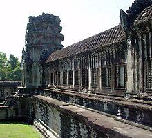 Cambodia. Angkor Wat , Siem Reap 23 by Feesbay