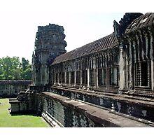 Cambodia. Angkor Wat , Siem Reap 23 Photographic Print