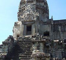 Cambodia. Angkor Wat , Siem Reap 24 by Feesbay